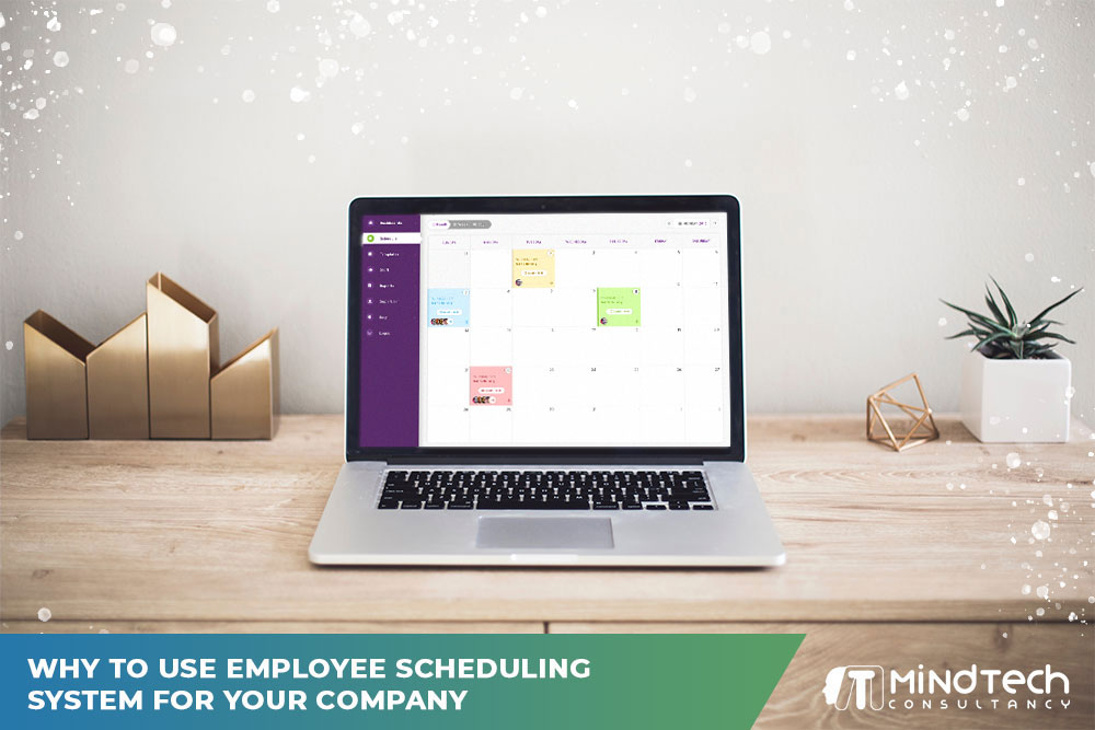 Employee Scheduling App Development