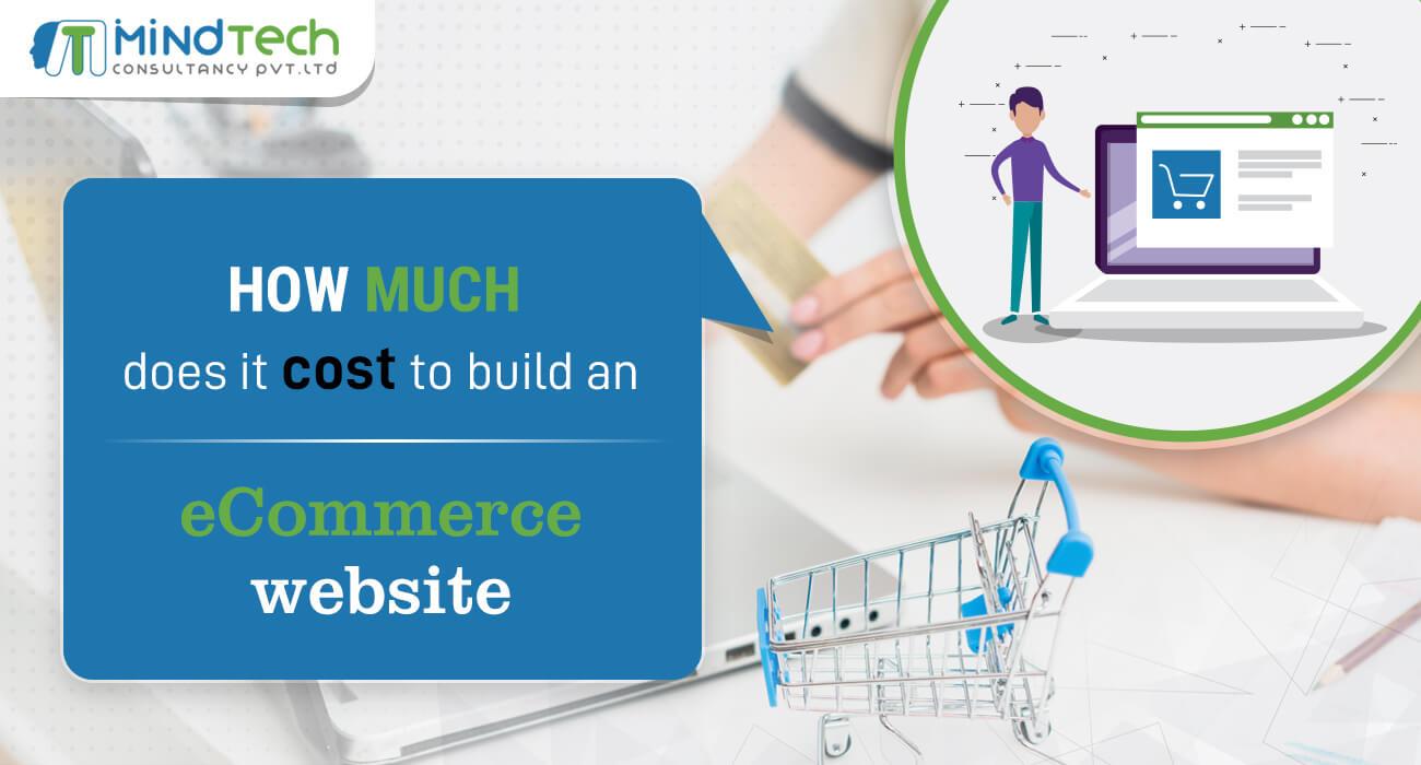 eCommerce website development cost